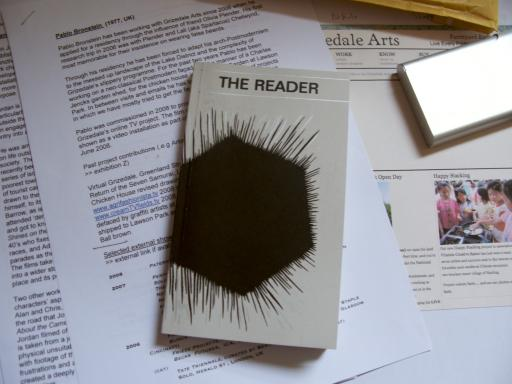 'The Reader' by Guestroom
